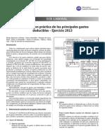 Ecbaldia Determinacion Practica Gastos Deducibles (1)