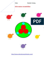 Coloreamos Mandalas Según Criterio
