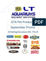 Pet Product Promo (Expires October 1st) (Final Copy)