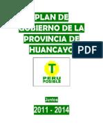 Plan de Gobierno de Huancayo