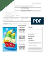 Evaluación Sumativa Lenguaje y Comunicación 2 Unidad Quinto