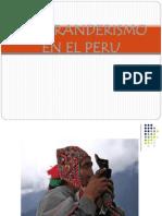 El Curanderismo en El Peru