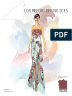 Pantone Fashion Colors Spring 2015
