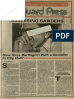 Assessing Sanders