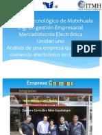 Empresa que utiliza comercio electronico.pptx