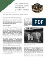 Nativity Scenes History