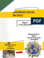 9. Seguridad Social y Sistema de Salud Chileno