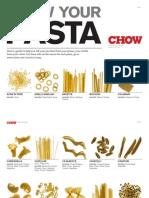 Pasta Chart