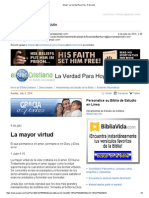 407061Gmail - La Verdad Para Hoy_La Mayor Virtud_1Juan 4y16