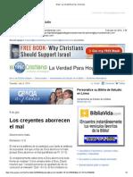 407083Gmail - La Verdad Para Hoy_Los Creyentes Aborrecen El Mal_Romanos 12y9
