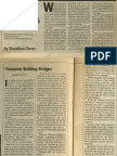 A Lefty Leads with His Right | Vanguard Press | May 22, 1983