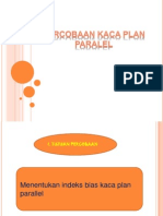 Ppt Percobayan Plan Paralel