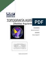 Informe Med Angulares
