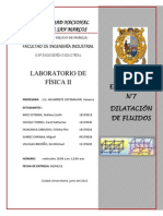 Labo7-Dilatacion de Fluidos