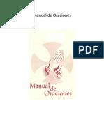 Manual de Oraciones