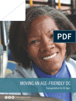 Moving an Age Friendly DC