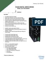 Advanced Motion Controls Dq111se15a40nac