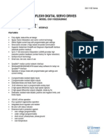 Advanced Motion Controls Dq111se25a20nac