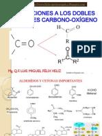 Compuestos Carbonilicos-Aldehido y Cetonas