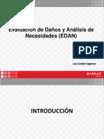 Evaluacion de Danos y Analisis de Necesidades