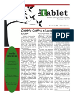 The Tablet, December 9, 2009