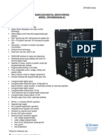Advanced Motion Controls Dr100ee60a40lac