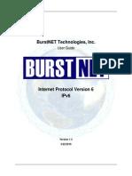 User Guide - IPv6
