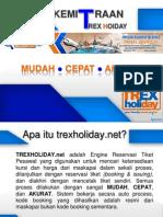 Presentasi Kemitraan TREXHOLIDAY.net