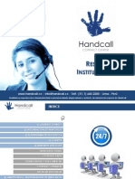 HANDCALL Contact Center Resena