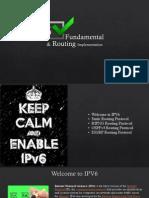 IPV6 Fundamental & Routing Implementation-JIF