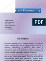 Concurrent Engg