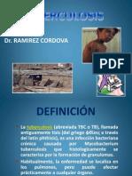 Ponencia Tbc. Dr. Gil