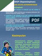 Materi Leadership 11