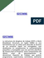 Edt -Wbs Version 1