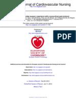 Eur J Cardiovasc Nurs 2012 Van Valen 62 9