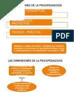 dimenciones -psicopedagogica