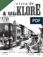 Folklore Revista - San Cristóbal y Las Sirenas