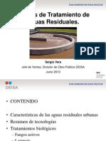 Tecnologias en El Tratamiento de Aguas Residuales