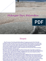 Hikayat Seri Kelantan
