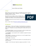 007. Paris Sportifs Sur Internet (Online Sports Betting)