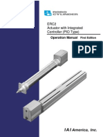 ERC2 Actuator With Integrated Controller (PIO Type)