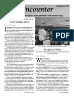 HFFC Newsletter Sept 2014