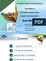 Expo Electrolisis de Fisico 2