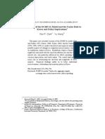 Clark_Application of the IS-MP-IA Model to Korea