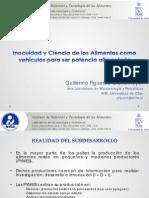 Guillermo Figueroa Gronemeyer - Inocuidad y Ciencia de Los A