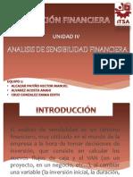 Analisis de Sensibilidad Financiera