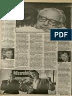 Close but No Cigar   Vanguard Press   Nov. 10, 1988