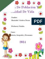 Album de Poblacion y Clidad de Vida