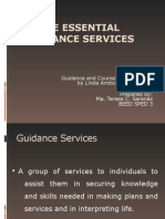 The Essential Guidance Services