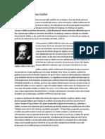 Biografía de Galileo Galilei y Sus Aportaciones